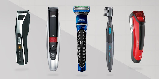You Can't Expect To Have The Best Beard In Town Without These Trimmers