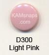 D300 Light Pink