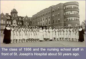 nurses class of 1956