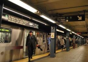Se registró nuevo ataque con arma blanca en metro NY