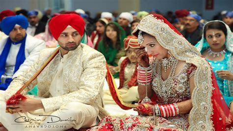 Best Punjabi Sikh Wedding   Amazing Couples   Ever   Hi