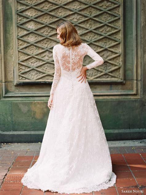 Sareh Nouri Bridal Fall 2014 Wedding Dresses ? Central