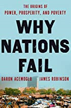 Cover image for Why Nations Fail