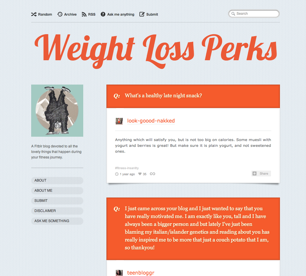 30 Of The Best Weight Loss Tumblr Blogs For Motivation