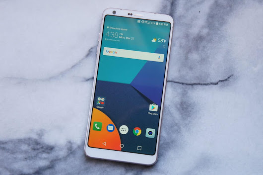 LG G6 Review: Insanely Great