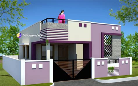 indian small house design  bedroom modern house plan
