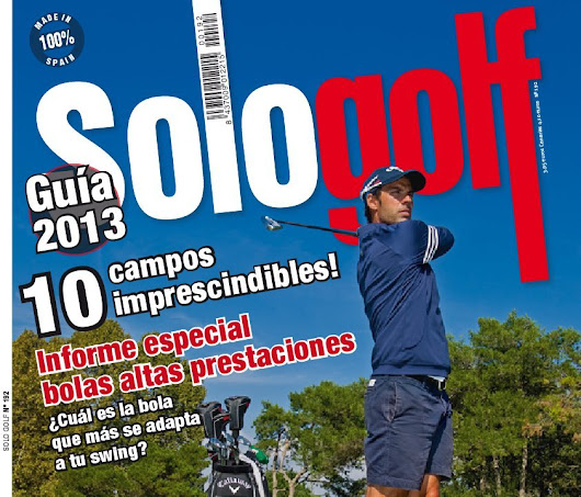 Real Leather Studio en la Revista Solo Golf