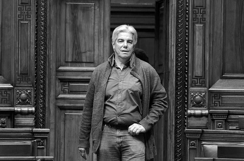 Luis Puig. Foto: Pablo Vignali (archivo, octubre de 2015)