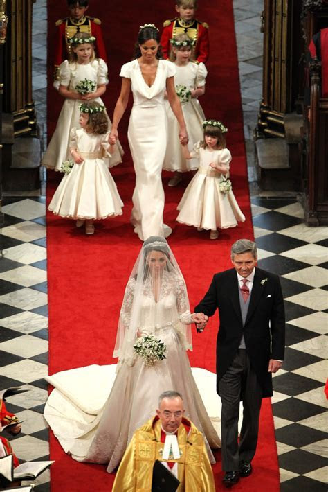 Kate Middleton Bridesmaids: Pippa and Four Little Girls