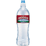 Arrowhead Natural Spring Water 23.6 oz Bottle 24 Bottles/Carton