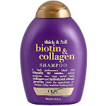 OGX Thick & Full Biotin & Collagen Shampoo - 13 fl oz bottle