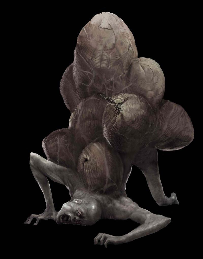 Dark Souls porteur d'oeufs