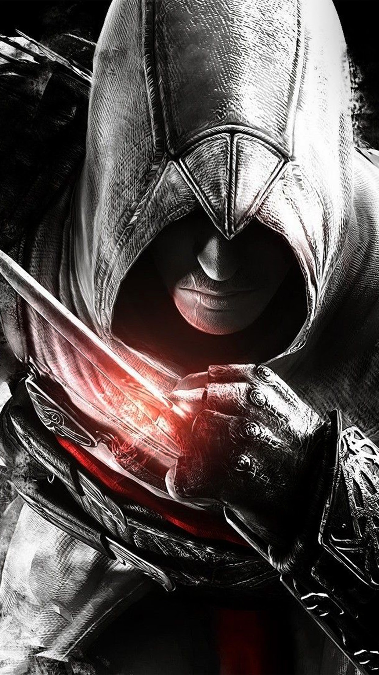 PAPERS.co  iPhone wallpaper  av03assassinscreeddarkgameheroillustrationart