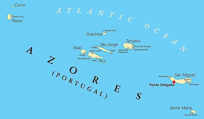 The Azores Islands: A Tourist Gem That You've Never Heard ...