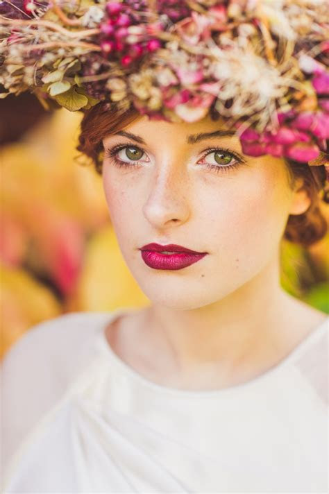 A Bridal Beauty Tutorial Showing Brides How To Create The