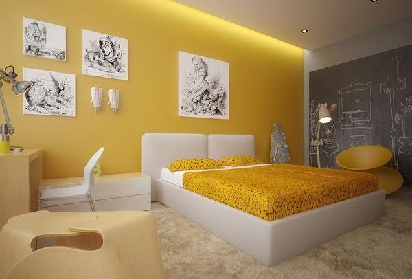 Yellow Bedroom Designs Ideas Decor Photos Homedecorbuzz Dinamic News