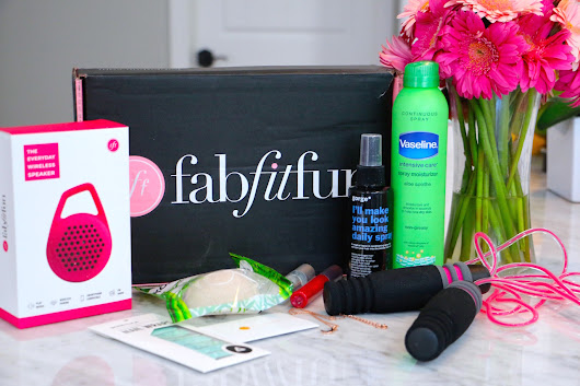 Win a Fitbit & a FabFitFun Subscription! – SOCIETY19