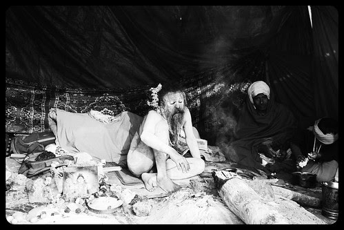 The Naga Babas Of Maha Kumbh.. Allahabad by firoze shakir photographerno1