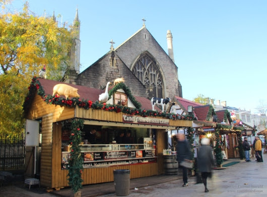 Welsh Christmas Traditions at the Cardiff Christmas Market - TourAbsurd