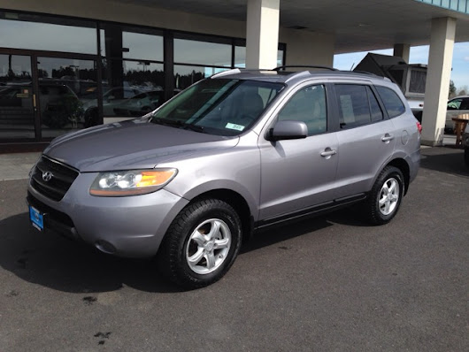 Used 2007 Hyundai Santa Fe for Sale in Deer Park WA 99006 Parkway Auto Center