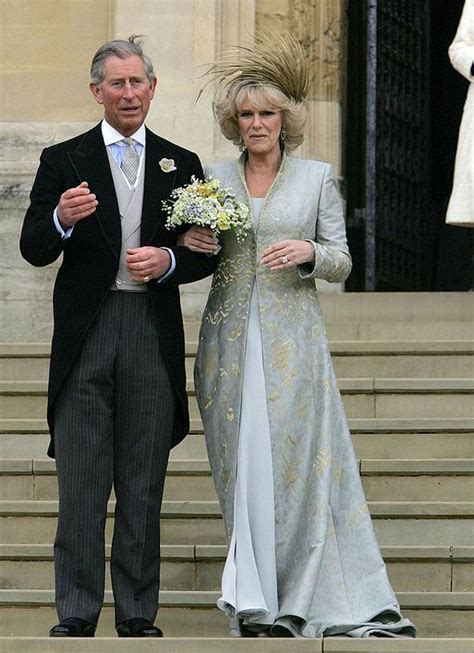 Duchess of Cornwall's wedding gown goes on show at V&A
