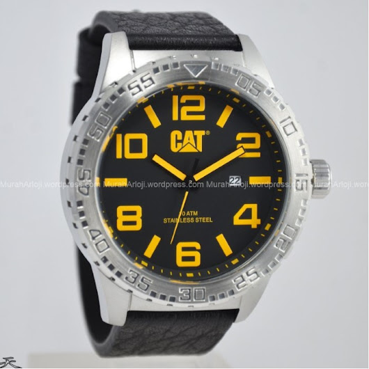 Jam Tangan Original Murah Caterpillar Watch