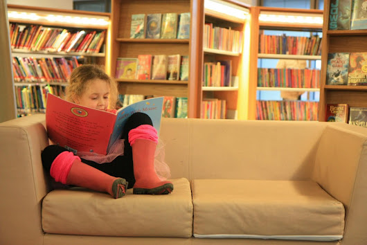 Want to Raise Well-Rounded Kids? Take Them to the Library - Mothering
