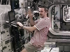 Astronauta Chris Hadfield
