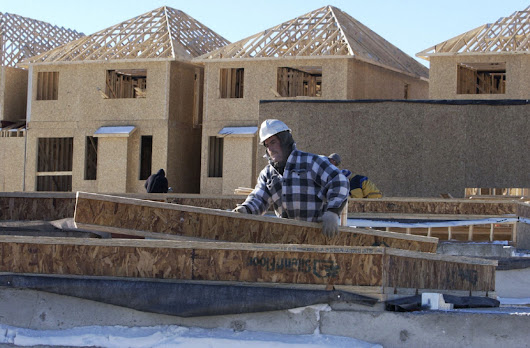 Housing starts to stabilize: CMHC | Toronto Star