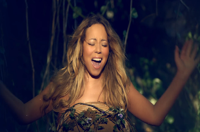 Mariah Carey : You're Mine (Video) photo mariah-carey-youre-mine-650-430.png