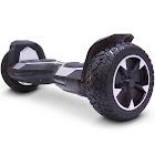 MotoTec Self Balancing Ninja 36V Hoverboard, Silver