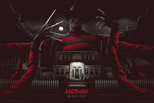 Image: New Poster Release: A NIGHTMARE ON ELM STREET – Mondo