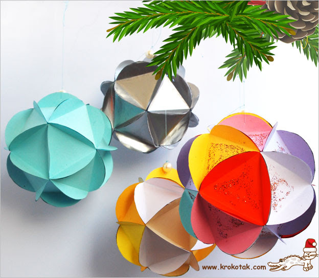 Paper ball how-to