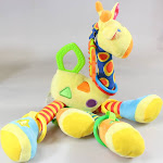 hps-toy-rattle 2015 New Cute ELC Toys Bed Bell Buggy Transport Musical Mobile Hanging Baby Rattle Toy with Bell Ring Infant Teether-