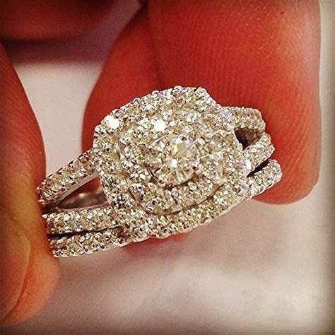 10th Anniversary Diamond Rings   Wedding, Promise, Diamond