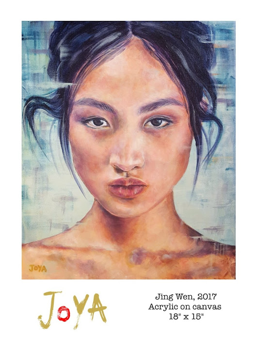 Art of the Day: Jing Wen