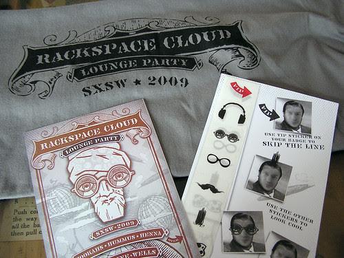 SXSW Rackspace Cloud Lounge Party 2009