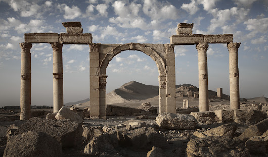 Palmyra in Photos: Ancient Gem of Syria - Ancient History et cetera
