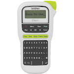 Brother - PT-H110 Portable Label Maker - White and Grey