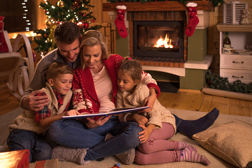 Books to Read with Your Family this Holiday Season | Lone Star Financing