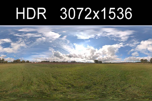 HDR Sky Cloudy (free)