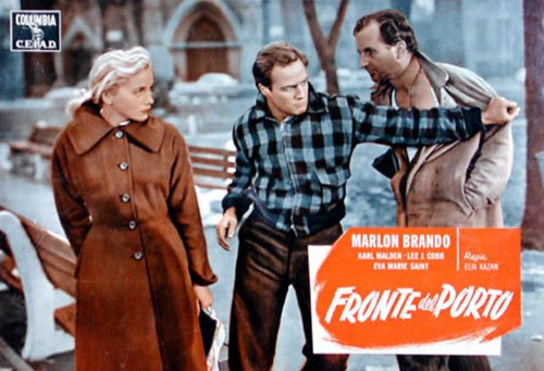On the Waterfront - Fronte del Porto - Richard Gibson