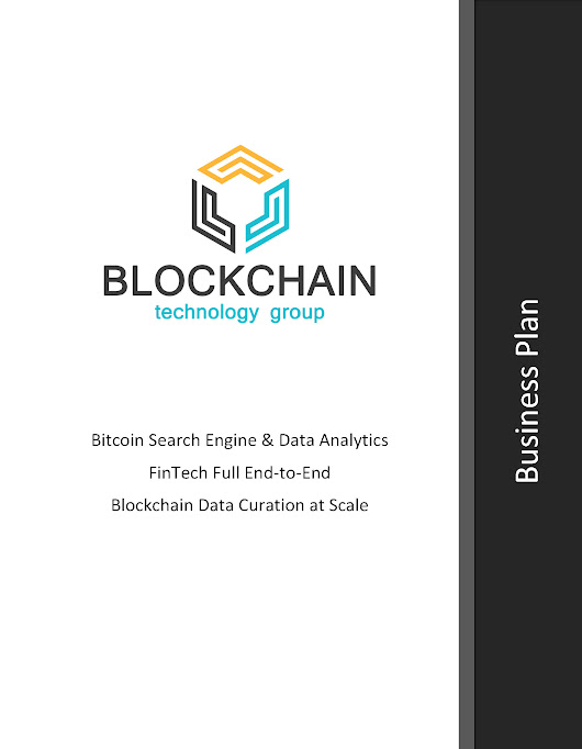 Blockchain Business Plans