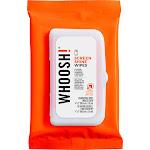 WHOOSH! - Screen Shine Wipes (20-Pack) - Clear/Orange