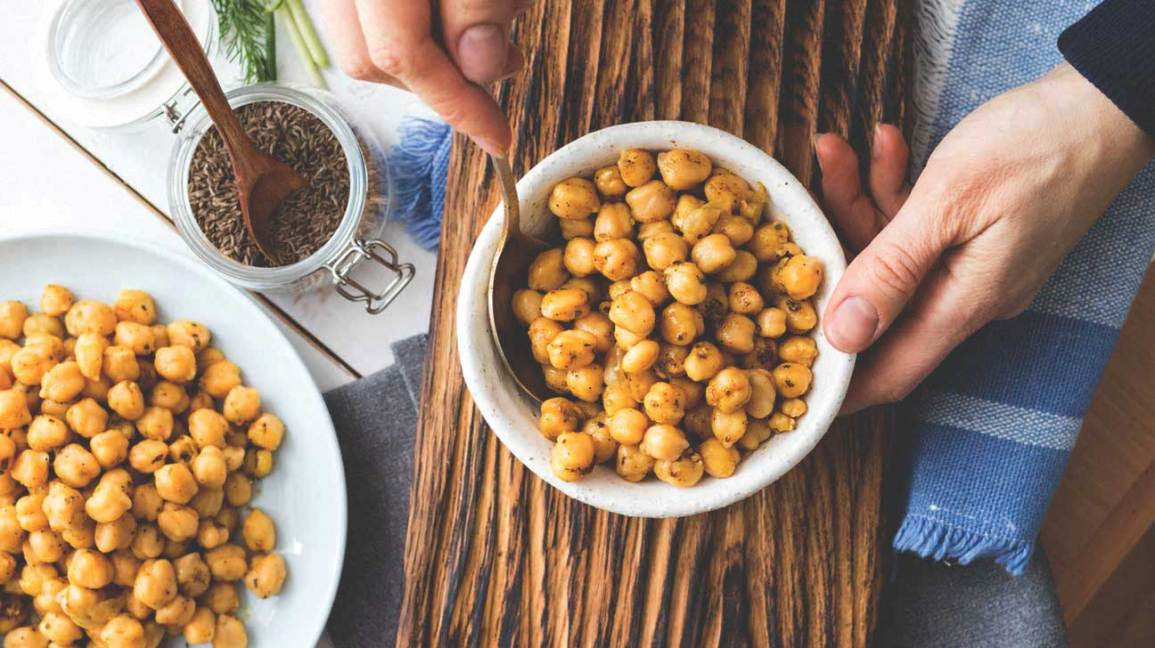 8 great reasons to include chickpeas in your diet