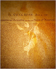 Jesus and the Declaration of Independence