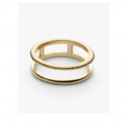 Shinola Coin edge ring