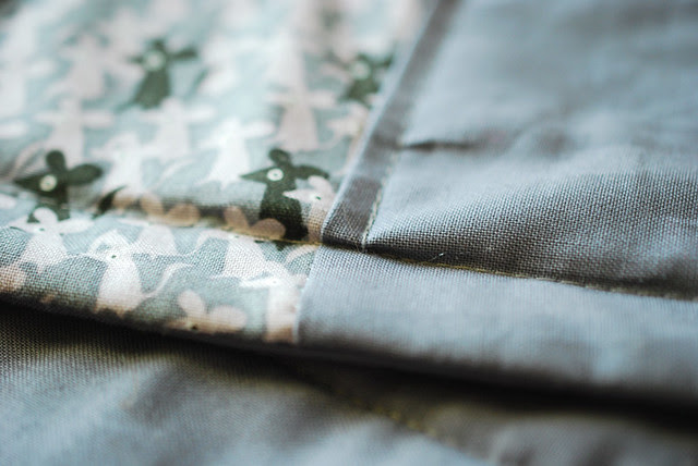 Buttonhole Quilt