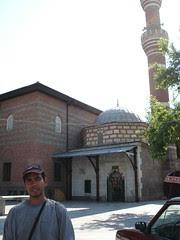 Haci Bayram Mosque, Ankara, Turkey