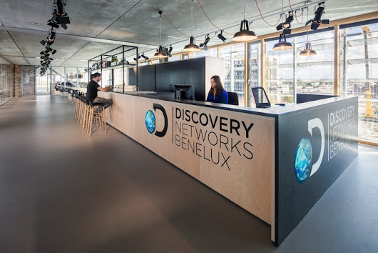 Discovery Network Benelux Offices – Amsterdam
